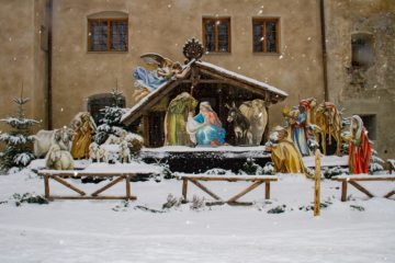 Neapolitan Nativity Scene