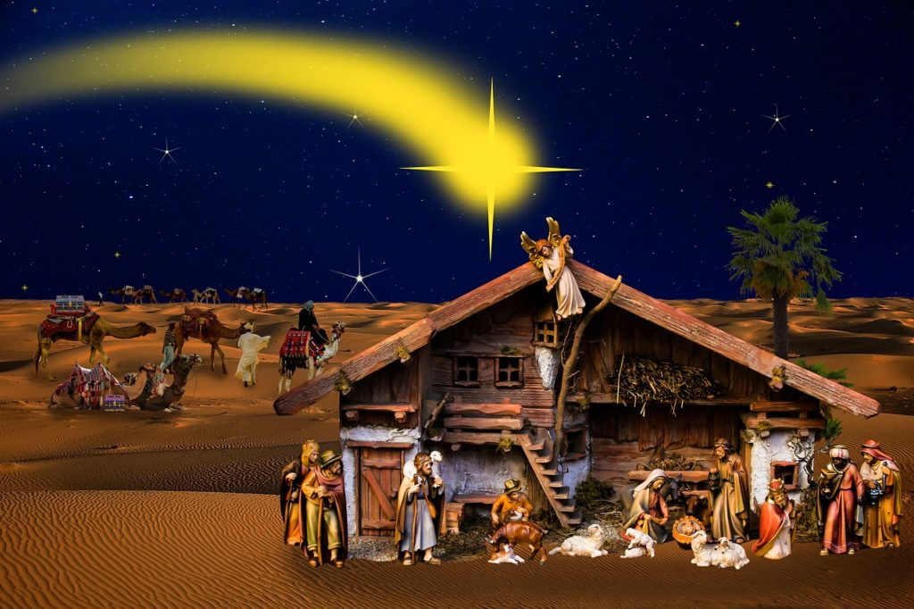 nativity scene tradition