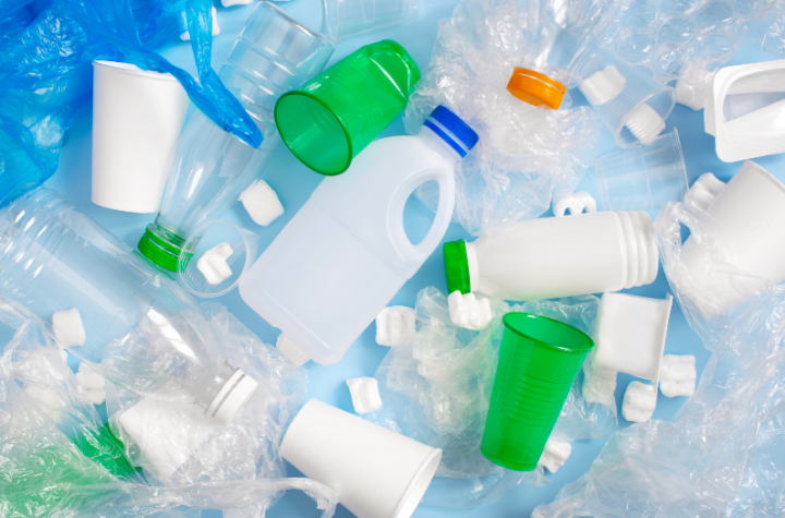 Simple Ways to Dispose of Plastic Wastes